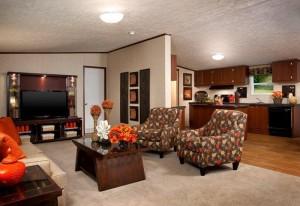 Foto de Ali casa móvil sala de estar