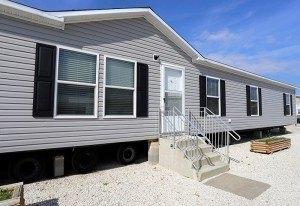 Foto de casa móvil Solution SLT28764A exterior