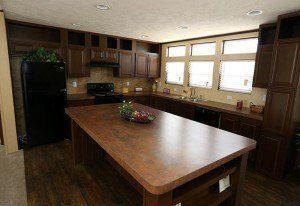 Foto de casa móvil Solution SLT28764A cocina
