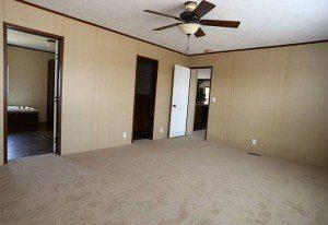 Foto de casa móvil Solution SLT28764A recámara principal