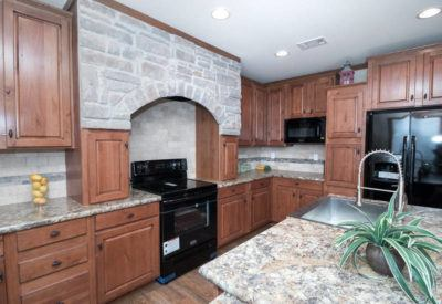 THE ST. LOUIS - SMH32603B - Kitchen