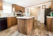 TruMH Tyson Pride Mobile Home Kitchen