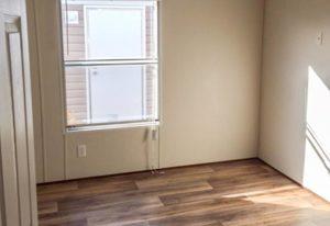 4/4 Fleetwood Weston Mobile Home Bedroom