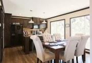 CMH Patriot 3/2 de doble ancho por $74,838 casa móvil cocinar #2