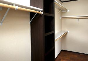 CMH Schult Georgetown Mobile Home Closet