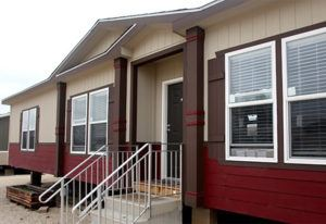 CMH Schult Georgetown Mobile Home Exterior