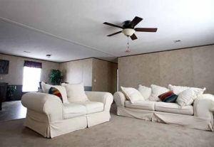 CMH King SLT32685A Mobile Home Living Room