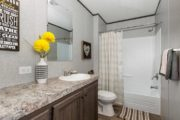 CMH King Mobile Home Master Bathroom