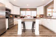 Schult Newport Mobile Home Kitchen