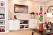 Schult Newport Mobile Home Living Room
