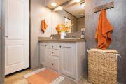 Smart Buy 16X803W Mobile Home Master Bathroom
