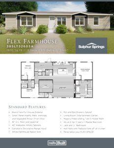 Farmhouse Flyer