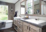 Clayton Aimee - Master Bathroom