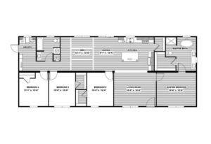 Clayton Amelia - Floor Plan