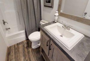 Clayton Annie - Guest Bathroom