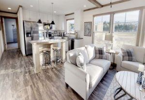 Clayton Annie - Kitchen and Living Room