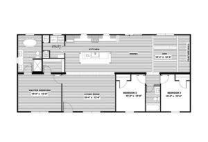 Clayton Isabella - Floor Plan