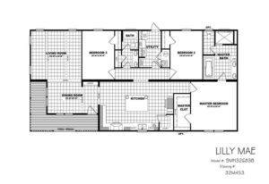 Clayton Lilly Mae-Floor Plan