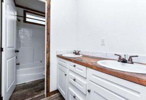 Clayton Lilly Mae-Guest Bathroom