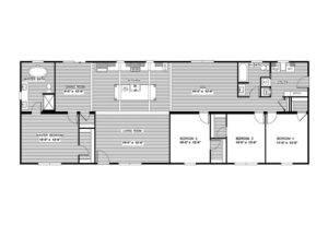 Clayton Nellie-Floor Plan