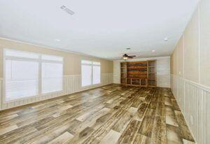 Meridian Malocello - Mobile Home - Living Room