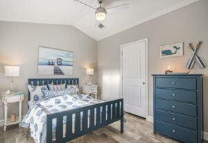 Meridian Sandpiper C44EP8 - Bedroom