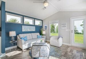 Meridian Sandpiper C44EP8 - Living Room
