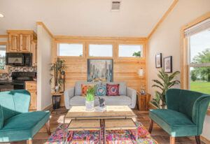 Meridian Robin D56EP8 - Living Room 2