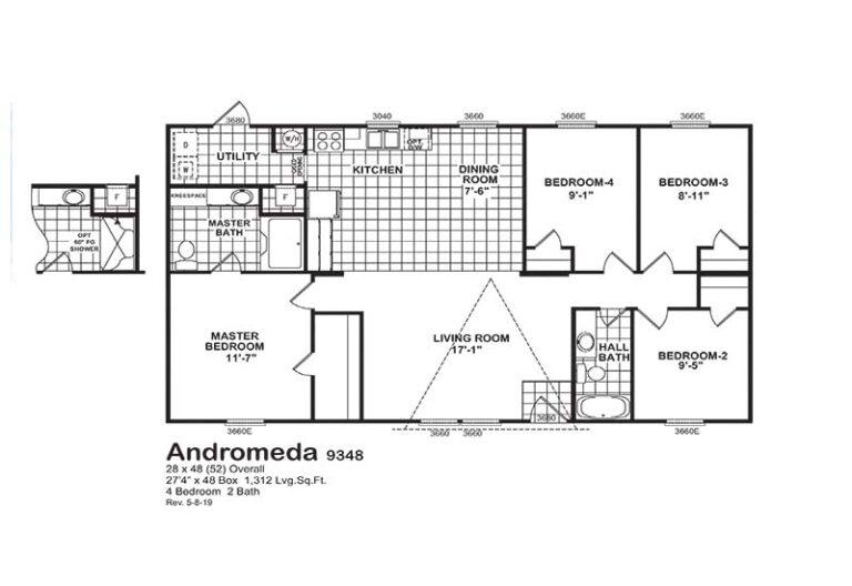 Meridian Andromeda - 9348