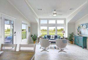 Meridian Falcon L40EP8 - Smart Cottage - Living Room 2