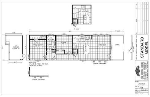 Meridian Mockingbird D50EP8 - Smart Cottage - FP