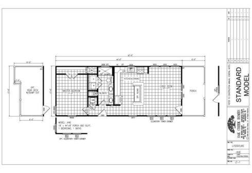 Meridian Egret PLUS J44EP8 - Smart Cottage - FP