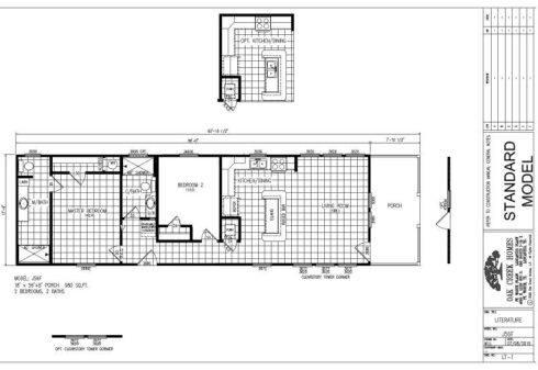 Meridian Eagle J56FP8 – Smart Cottage - FP