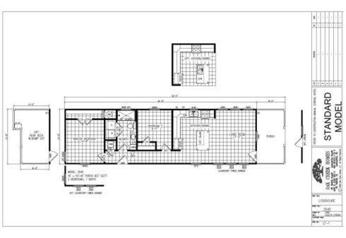 Meridian Mockingbird PLUS D54EP8 - Smart Cottage - FP