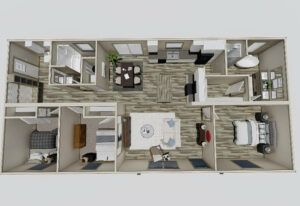 Clayton Emilie - NXI28563A - Virtual Floor Plan