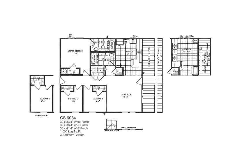 Coastal 34 – Floor Plan