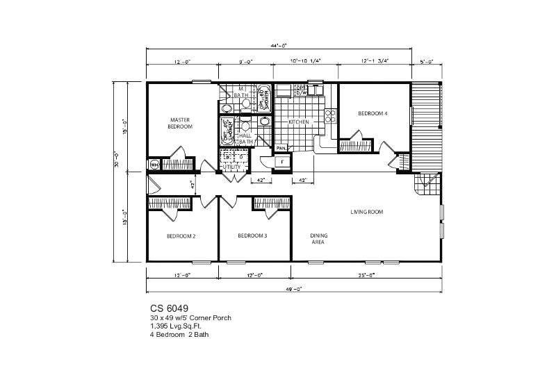 Coastal 49 – Floor Plan
