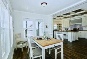 Meridian Pearl - 6370 - Dining Room