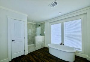 Meridian Pearl - 6370 - Bathroom