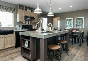 Clayton Real Deal - SLT28483A - Kitchen 2