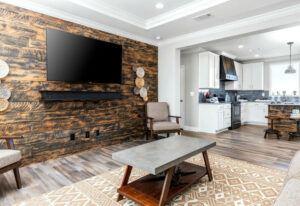 Clayton St. Augustine - SMH32663B - Living Room