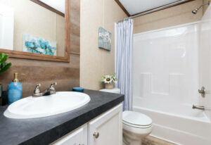 Clayton The Ridgeview - SCH18763R - Bathroom 2