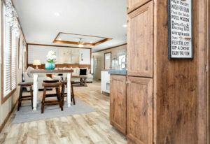 Clayton The Ridgeview - SCH18763R - Kitchen 4