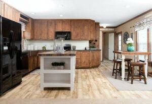 Clayton The Ridgeview - SCH18763R - Kitchen 5