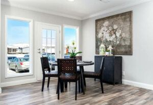 Clayton St. Augustine - SMH32663B - Dining Room
