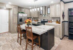 Clayton Pegasus - CTL18803P - Constellation - Kitchen