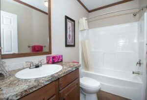 Clayton Charleston - SMH32743A - Bathroom