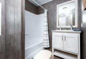 Clayton Inspiration 66 - INP16662A - Bathroom