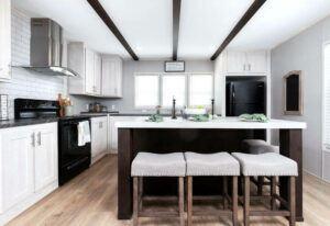 Clayton Inspiration 66 - INP16662A - Kitchen