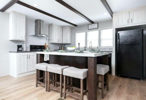 Clayton Inspiration 76 - INP16763K - Kitchen 2